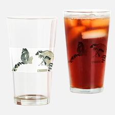 lemur conservation foundation Drinking Glass