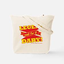 HIMYM Legendary Tote Bag