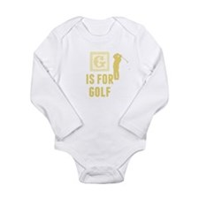 G Is For Golf Body Suit