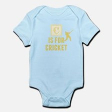 C Is For Cricket Body Suit
