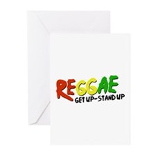 Get Up-Stand Up Greeting Cards