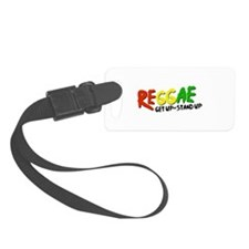 Get Up-Stand Up Luggage Tag