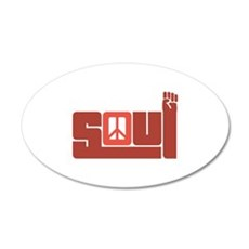 Soul Wall Decal