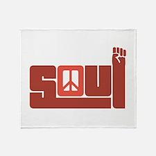Soul Throw Blanket