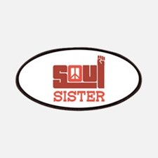 Soul Sister Patches