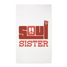 Soul Sister Area Rug