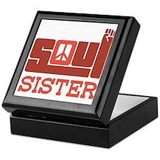 Soul Sister Keepsake Box