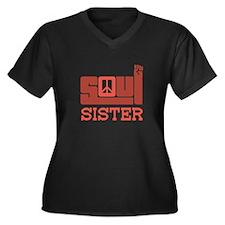 Soul Sister Plus Size T-Shirt