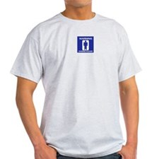 Warning Choking Hazard T-Shirt