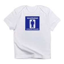 Warning Choking Hazard Infant T-Shirt