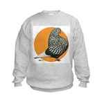 Orange Teager Flight Kids Sweatshirt