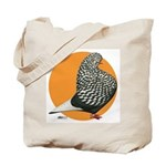 Orange Teager Flight Tote Bag