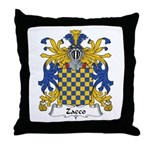 Zacco Throw Pillow