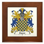 Zacco Framed Tile