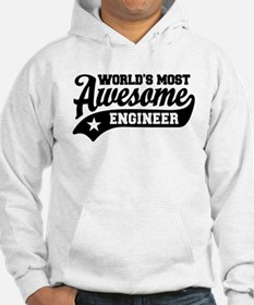 World's Most Awesome Engineer Hoodie