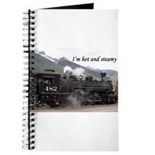 I'm hot and steamy: Colorado train 2 Journal