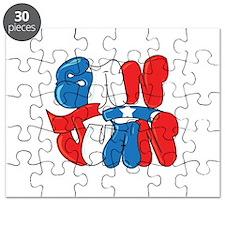 San Juan Puerto Rico Puzzle
