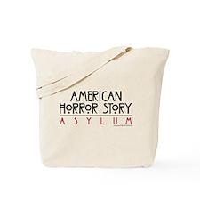 AHS Asylum Logo Tote Bag