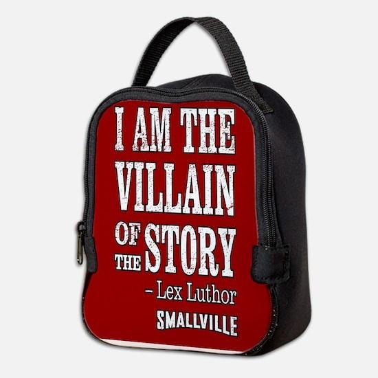 SMALLVILLE VILLAIN-STORY Neoprene Lunch Bag