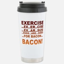 Cute Diet humor Travel Mug