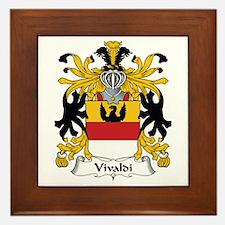 Vivaldi Framed Tile