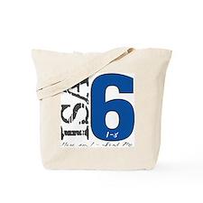 Isaiah 6 Tote Bag