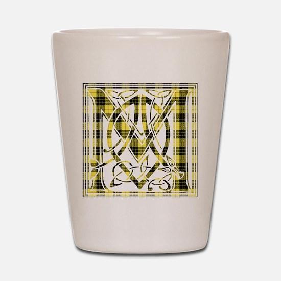 Monogram-MacLeodLewis Shot Glass
