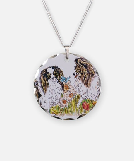 Cute Spring Necklace