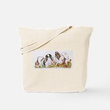 Unique Papillon Tote Bag