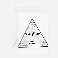 Illuminati Greeting Cards