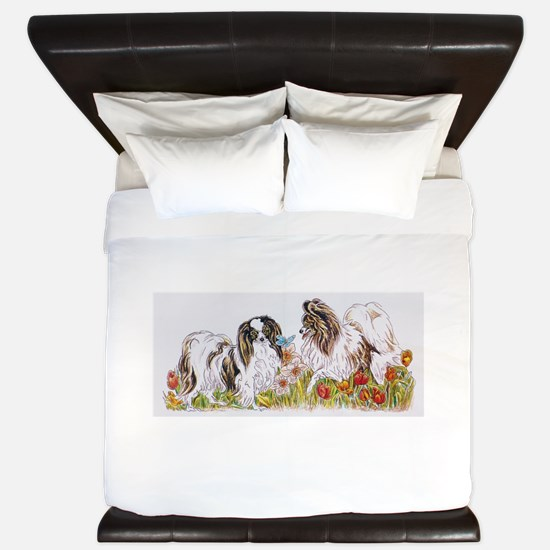 Unique Spring King Duvet