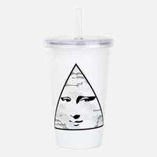 Illuminati Acrylic Double-wall Tumbler