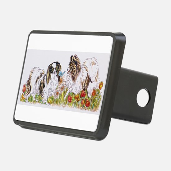 Cute Papillon Hitch Cover
