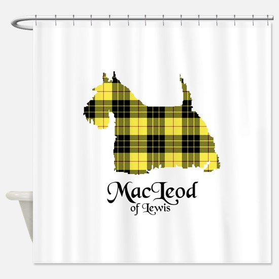 Terrier-MacLeodLewis Shower Curtain