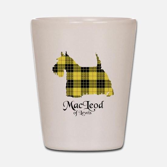 Terrier-MacLeodLewis Shot Glass