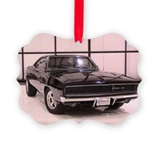 Dodge Charger 1970 Picture Ornament