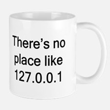No Place Like Home Mugs