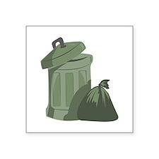 Trash Bin Sticker