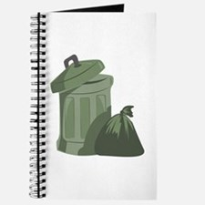 Trash Bin Journal