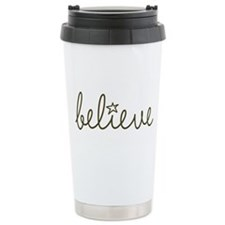 Cute Believe Travel Mug