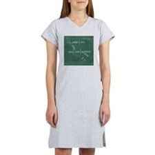 I judge you when you use poor g Women's Nightshirt