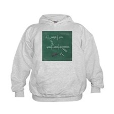 I judge you when you use poor grammar. Hoodie