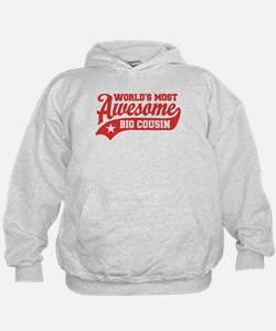 World's Most Awesome Big Cousin Hoodie
