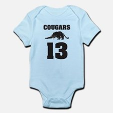 COUGARS Body Suit