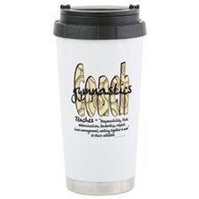 Unique Gymnastic Travel Mug