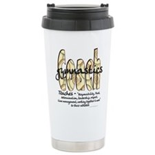 Cute Gymnastic Travel Mug