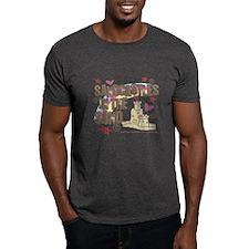 HIMYM Sandcastles T-Shirt