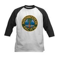 Kids Northwestern Pacific Rr Baseball Jersey
