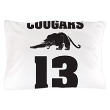 COUGARS Pillow Case