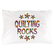 Quilting Rocks Pillow Case
